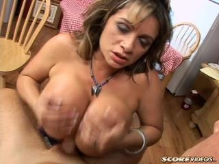 Denise Derringer in Creamed Titsa