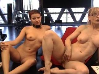 Nina Hartley and Sarah Blake