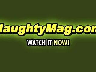 Laylah Diamond on NaughtyMag.com