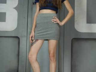 Tall, Perky Tits, Looooong Legs and Determined to