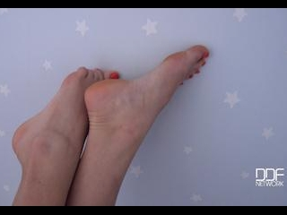 Hot Legs And Hotter Feet: Luscious POV Foot Fetish