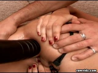 Stacy\'s Non-Stop Anal Pounding