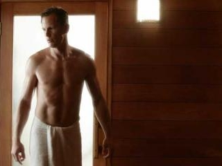It\'s more sweaty and shirtless fun from Kip.