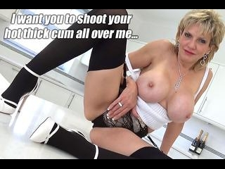 Shoot Your Cum All Over Me
