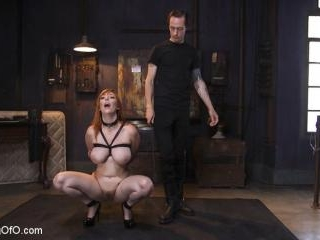 Slave Training Lauren Phillips: Your Whore, Your C