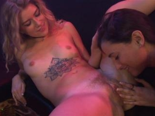 Arya Fae and Georgia Jones - Very Important Pussy