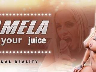 Pamela Gets your juice 2K