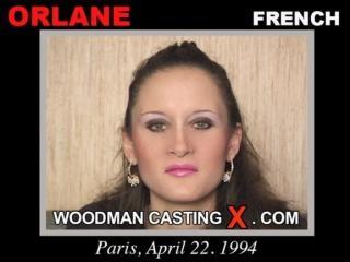 Orlane casting
