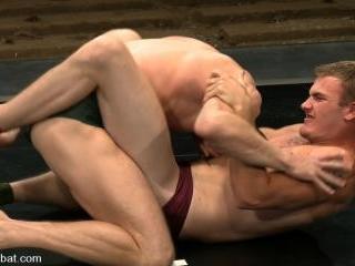Shane Erickson vs Christian WildeThe Oil Match