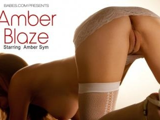 Amber Sym in Amber Blaze