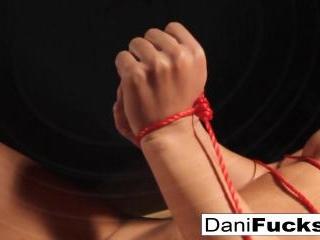 Dani Daniels Has A Fun Naughty Side As She Gets Ti