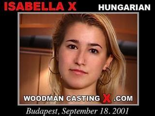 Isabella X casting
