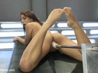 Light it UP - New Girl, Tight Pussy, Machines that