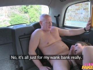 Cabbie Loves Paramedic's Big Cock