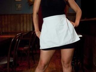Thieving Waitress