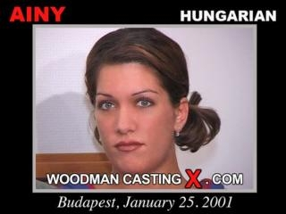 Ainy casting