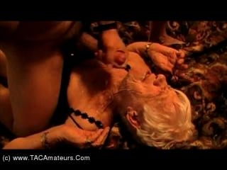 Granny Marg BJ\'s & Facials Pt4