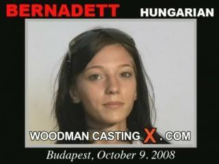 Bernadett casting