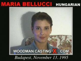 Maria Bellucci casting