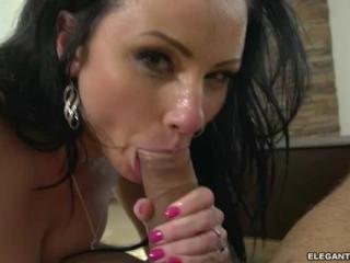 Veruca James gets deep throbbing anal sex