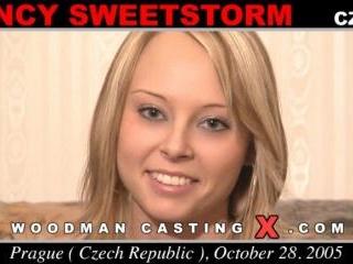 Nancy Sweetstorm casting