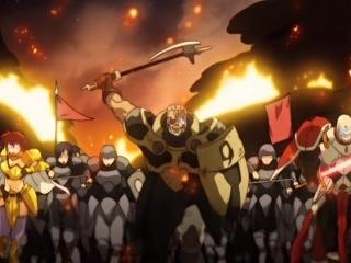 Hottest fantasy, adventure anime clip with uncenso