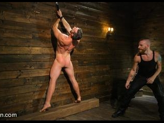 Alex Mecum: Muscle God Endures Extreme Torment