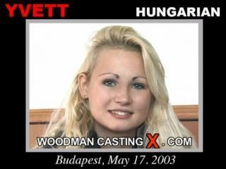 Yvett casting