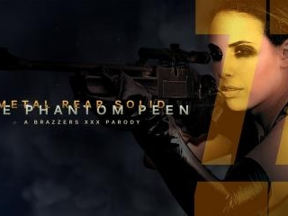 Metal Rear Solid: The Phantom Peen (A XXX Parody)