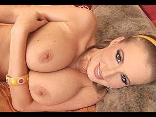 Busty blond beauty Edo is here once again and look