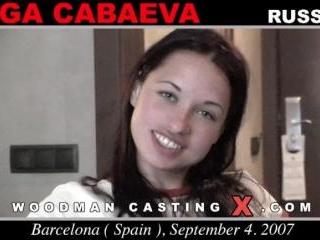 Olga Cabaeva casting