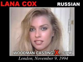 Lana Cox casting