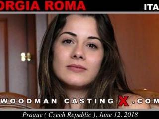Giorgia Roma casting