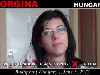 Georgina casting