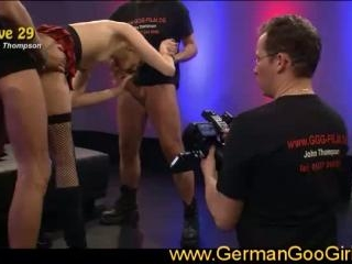 GGG behind the scenes... 29