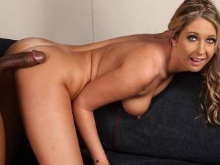 Alysha Rylee - Blacks On Blondes