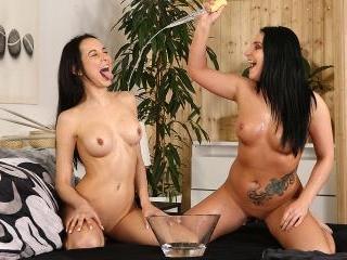 Vipissy - Mischievous Lucia - Pissing Porn