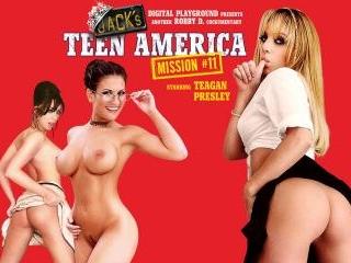 Jack\'s Teen America 11