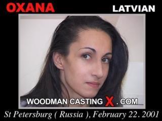 Oxana casting