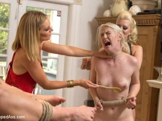 Girls Weekend! A Lesbian Stepmother and Daughter F