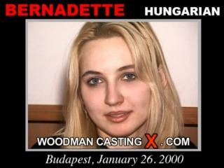 Bernadette casting