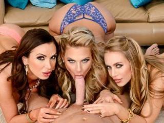 Naughty America - Nicole Aniston, Nikki Benz, Phoe