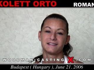 Nikolett Orto casting