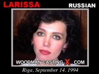 Larissa casting