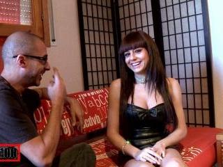 Video interview porno with Damaris