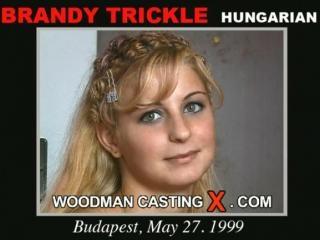 Brandy Trickle casting