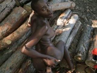 African Ebony Loves Big Cock