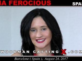 Gina Ferocious casting