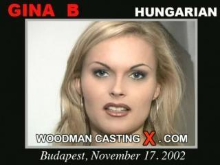 Gina B casting