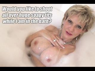 Wank Instruction In The Bath